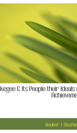 tuskegee its people their ideals and achievements_cover