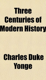 three centuries of modern history_cover
