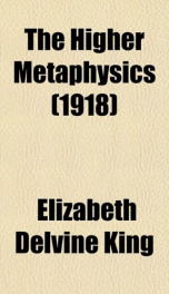 the higher metaphysics_cover