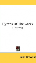 Hymns of the Greek Church_cover