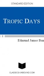 Tropic Days_cover