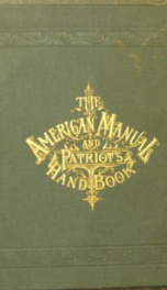 the american manual and patriots handbook_cover