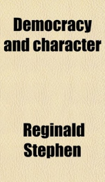 democracy and character_cover