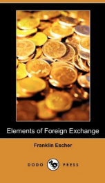 Elements of Foreign Exchange_cover