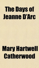the days of jeanne darc_cover