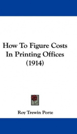 how to figure costs in printing offices_cover
