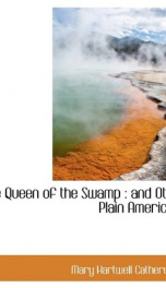 the queen of the swamp and other plain americans_cover