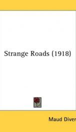 strange roads_cover