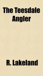 the teesdale angler_cover