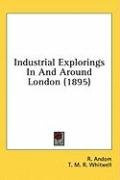 industrial explorings in and around london_cover