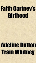 Faith Gartney's Girlhood_cover