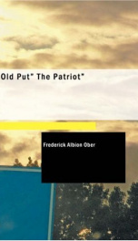 """""""Old Put"""" The Patriot_cover"""