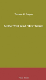 "Mother West Wind ""How"" Stories_cover"