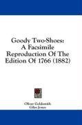 goody two shoes a facsimile reproduction of the edition of 1766_cover
