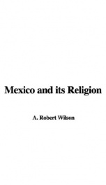 Mexico and its Religion_cover