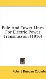 pole and tower lines for electric power transmission_cover