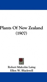 plants of new zealand_cover
