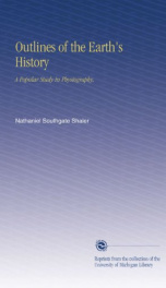 Outlines of the Earth's History_cover