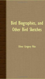 bird biographies and other bird sketches_cover