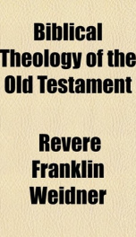 biblical theology of the old testament_cover