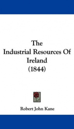 the industrial resources of ireland_cover