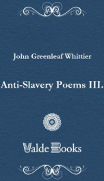 Anti-Slavery Poems III._cover