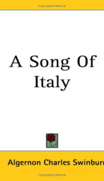 a song of italy_cover