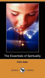 The Essentials of Spirituality_cover