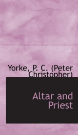 altar and priest_cover