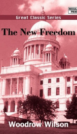 The New Freedom_cover
