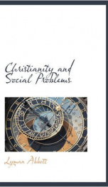christianity and social problems_cover