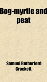 Bog-Myrtle and Peat_cover