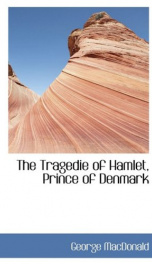 The Tragedie of Hamlet, Prince of Denmark_cover