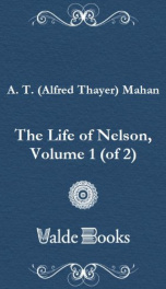 The Life of Nelson, Volume 1 (of 2)_cover