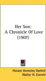 her son a chronicle of love_cover