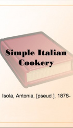 Simple Italian Cookery_cover
