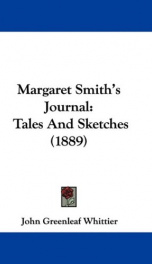 Margaret Smith's Journal_cover