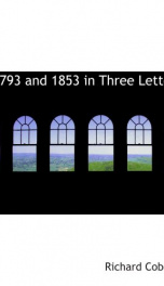 1793 and 1853 in three letters_cover