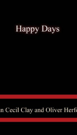 happy days_cover