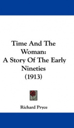 time and the woman a story of the early nineties_cover