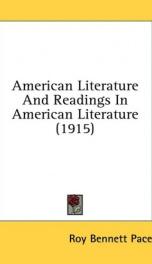 american literature_cover