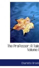 The Professor_cover