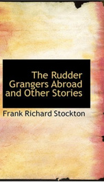 The Rudder Grangers Abroad and Other Stories_cover