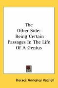 the other side being certain passages in the life of a genius_cover