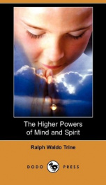 The Higher Powers of Mind and Spirit_cover