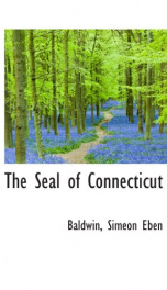 the seal of connecticut_cover