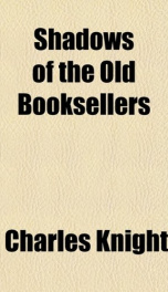 shadows of the old booksellers_cover