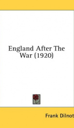 england after the war_cover