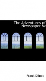 the adventures of a newspaper man_cover
