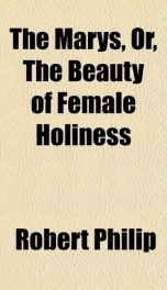 the marys or the beauty of female holiness_cover